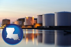 louisiana fuel oil tanks